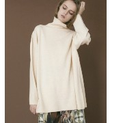 ROSSO Lirica Cashmere Wool Tunic【アーバンリサーチ/URBAN RESEARCH チュニック】