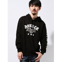 【SALE/30%OFF】DOUBLE STEAL BLACK SQUARE STAR Parka ダブルスティール カットソー【RBA_S】【RBA_E】【送料無料】