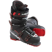 ヘッド Head メンズ スキー シューズ・靴【Vector EVO 110 Alpine Ski Boots】Black/Anthracite/Red
