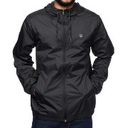 Volcom Ermont Black Windbreaker Jacket ウィンドブレーカー Volcom(ボルコム) バイマ BUYMA