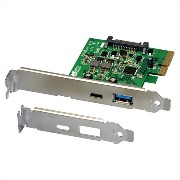 【送料無料】RATOC USB3.1 PCI Expressボード(Type-A/Type-C) REX-PEU31-AC [REXPEU31AC]【1201_flash】【10P03Dec16】