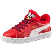 プーマ バスケット SESAME ELMO AC PS ユニセックス High Risk Red-Puma White