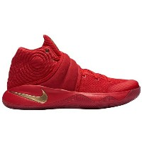 "Nike Kyrie 2 ""Gold Medal""メンズ University Red/Metallic Gold ナイキ カイリー2 Kyrie Irving カイリー・アービング"