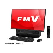 FMVF90A3B【税込】 富士通 27型デスクトップパソコン FMV ESPRIMO FH90/A3 (Microsoft Office Home&Business Premium ) [FMVF90A3B]...