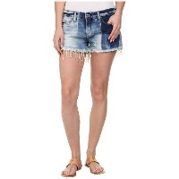 Blank NYC Denim Block Cut Off Short in Val-Party