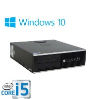 中古パソコン HP 8300SF Core i5 3470 3.2GHzメモリ4GB HDD新品1TB DVDマルチ Windows10 Home 64bit/0500AR/中古