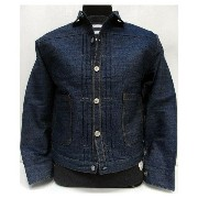 LEVI'S-XX(リーバイス)VINTAGE CLOTHING/Archive [1880 Triple Pleat Blouse Jacket]Made in U.S.A./トリプルプリーツブラウス/G-ジャン/...
