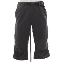 ロウアルパイン(Lowe alpine) ロウアルパイン Lowe alpine ALPINE TREK QUARTER PANT LSM13039 BLACK (Men's)