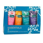 Kneipp Essentials 4 Travel Body Wash Collection (並行輸入品) [並行輸入品]