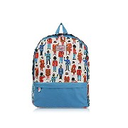 Cath Kidston キャスキッドソン キッズ バックパック・リュック CREAM(クリーム)Guards & Friends Kids Backpack [並行輸入...