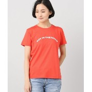 【upper hights】THE MOON TEE MOON FEVER【スピック&スパン/Spick & Span Tシャツ・カットソー】