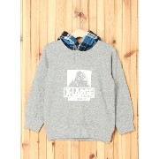 【SALE/10%OFF】XLARGE KIDS OG GORILLA PULLOVER HOODED SWEAT エックスガールステージス カットソー【RBA_S】【RBA_E】【送料...