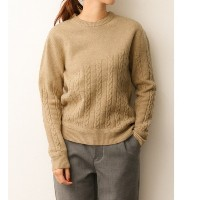 DOORS UNIFY Cable Knit【アーバンリサーチ/URBAN RESEARCH ニット・セーター】