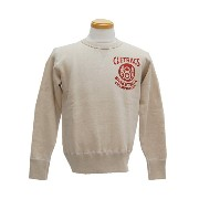 "TOYS McCOY トイズマッコイ MILITARY SWEAT SHIRT 8TH AF ""CLETRACS"""