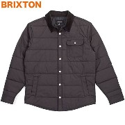 Brixton Cass Jacket Black S 並行輸入品
