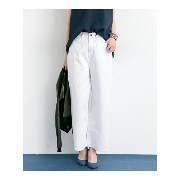 URBAN RESEARCH LUCDNM WIDE PANTS アーバンリサーチ【送料無料】