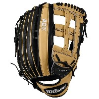 ウィルソン メンズ 野球 グローブ【Wilson A2K 1799 Dual Post Web Fielder's Glove】Blonde/Black【10P03Dec16】