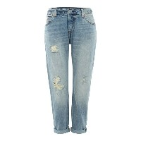 リーバイス レディース ボトムス ジーンズ【Levi's 501 Custom and tapered fit jean in off road】Denim Light Wash