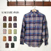 ★30%OFF♪クリアランスSALE!Made in USA【INDIVIDUALIZED SHIRTS】インディビジュアライズドシャツL/S STANDARD FIT BD SHIRT...