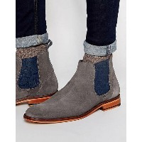 Ted Baker Camroon Suede Chelsea Boots ブーツ