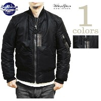 【 BUZZ RICKSON'S×William Gibson(バズリクソンズ×ウィリアムギブソン) 】 BLACK MA-1 FLIGHT JACKET [ DOWN FILLED ] [ BR13653 ] [...