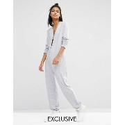 Nocozo Knitted Jumpsuit with Zip
