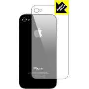 PDA工房 iPhone 4S対応 反射低減タイプ保護シート 『Perfect Shield for iPhone 4 (背面のみ) 』