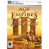 Age of Empires III: The WarChiefs Expansion Pack (PC CD)
