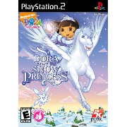 Dora the Explorer Dora Saves the Snow Princess (輸入版:北米) PS2