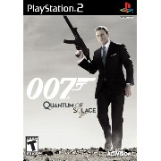 Bond 007: Quantum of Solace (輸入版:北米) PS2