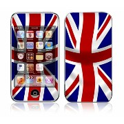 【iPod touch】スキンシール 第2世代 第3世代【お取寄せ】Z5/UK Flag [ アイポッドタッチ ipodtouch アイポッド] かわい...
