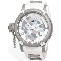 【Invicta インビクタ メンズ 腕時計 1200 Russian Diver Collection Camo Watch】