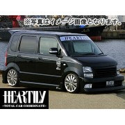 HEARTILY/ハーテリー V-LUX series 4点セット(F,SS,R,DS) ワゴンR MH21