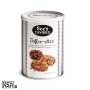See' Candy Toffee-ettes タフィーチョコ 445g【並行輸入商品】
