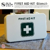 FIRST AID KIT-STENCIL S(ファーストエイドキット-ステンシルS)DM502S PACIFIC FURNITURE SERVICE(パシフィックファニチャー...