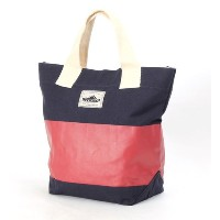PENFIELD x atmos PRINTED CANVAS TOTE【アトモスガールズ/atmos girls トートバッグ】