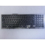 SONY vaio VPCF11 VPCF12 VPCF13 日本語キーボード 黒 中古