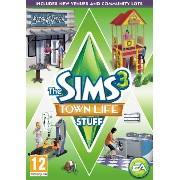 The Sims 3 Town Life Stuff (PC) (輸入版)