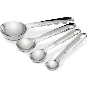 All-Clad Stainless Measuring Spoon Set メジャースプーンセット (並行輸入)