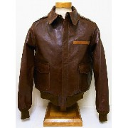 Buzz Rickson's[バズリクソンズ] A-2 ダグラス マッカーサー モデル 20周年 No.23380 ROUGH WEAR CLOTHING CO. BR80326 (S/BROWN) 送...