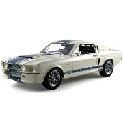 Shelby Collectibles 1/18スケール ムスタング GT500 スーパースネーク 模型 1967 Shelby Mustang GT500 Super Snake
