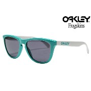 「クーポン適用対象外」OAKLEY FROGSKINS SUNGLASSES「HERITAGE COLLECTION」 24-417SEAFORM/GREYオークリー フロッグスキン 限定 ...
