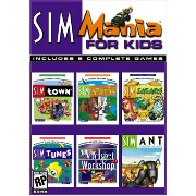 Sim Mania for Kids (輸入版)