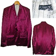 JOHNSONS・LA ROCKA! Johnsons VINTAGE 3 Button Rockabilly Jacket ジョンソンズ【中古】【RCP】02P03Dec16