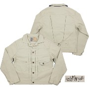 MFSC(Mister Freedom×Sugar Cane) ミスターフリーダム×シュガーケーン Made in U.S.A. PIQUE JACKET SPORTSMAN, RANCH BLOUSE,米国製ピ...