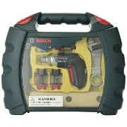 テオクライン ボッシュ 工具セット Theo Klein Bosch Toy Tool Set Case with Ixolino