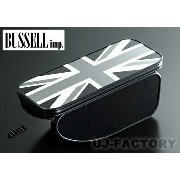 ★BUSSELL センターアームレスト/ブラックジャック/B1A-BJ★ ミニ/MINI (R50/R53/R52 /R56/R57/R55/R58/R59共通)