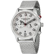 ステューリング オリジナル 腕時計 メンズ 時計 Stuhrling Original Men's 562.33113 Champion Victory Elite Quartz Chronograph Date Silver...