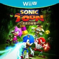 [Wii U用ソフト] ソニックトゥーン 太古の秘宝 WUP-P-BSSJ