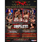 2008 TNA IMPACT! WRESTLING BOX